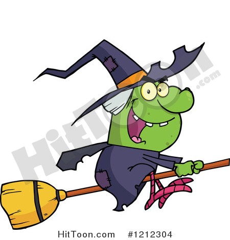 450x470 Witch Clipart