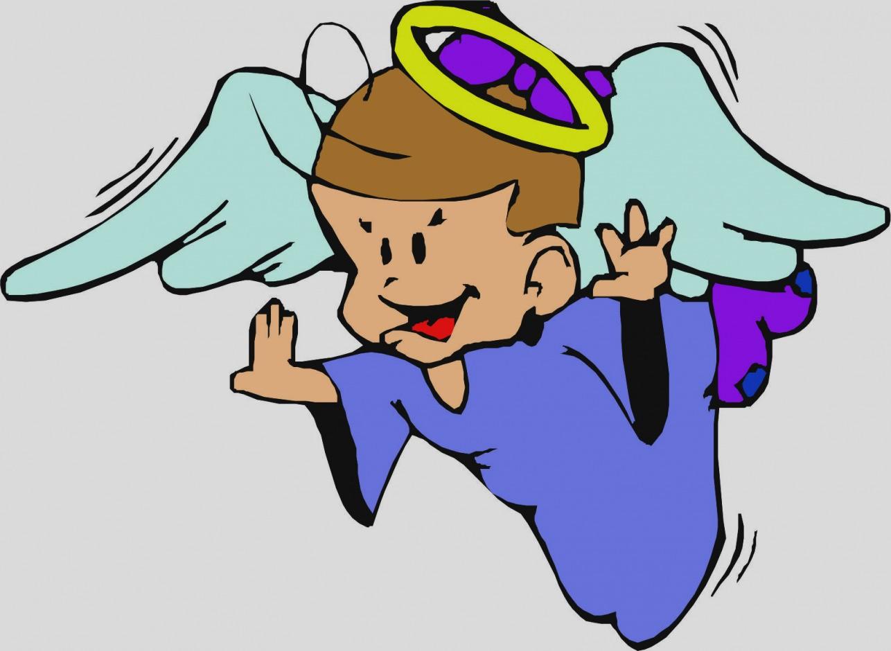 1286x940 Free Angel Clipart