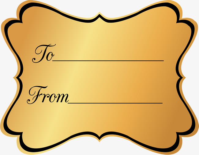 650x508 Luxury Gold Card, Luxurious, Frame, Halo Png Image And Clipart