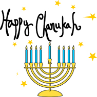 189x190 Hanukkah Clipart