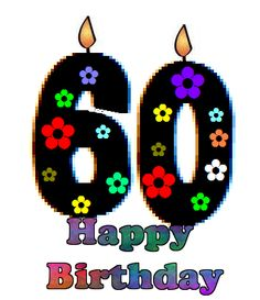236x273 Free Happy 60th Birthday Clip Art 101 Clip Art