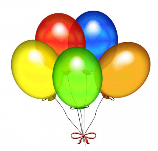 520x497 Free Happy Birthday Clip Art Amp Printables Hubpages