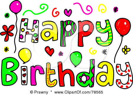 450x322 Free Happy Birthday Clip Art Clipart Panda