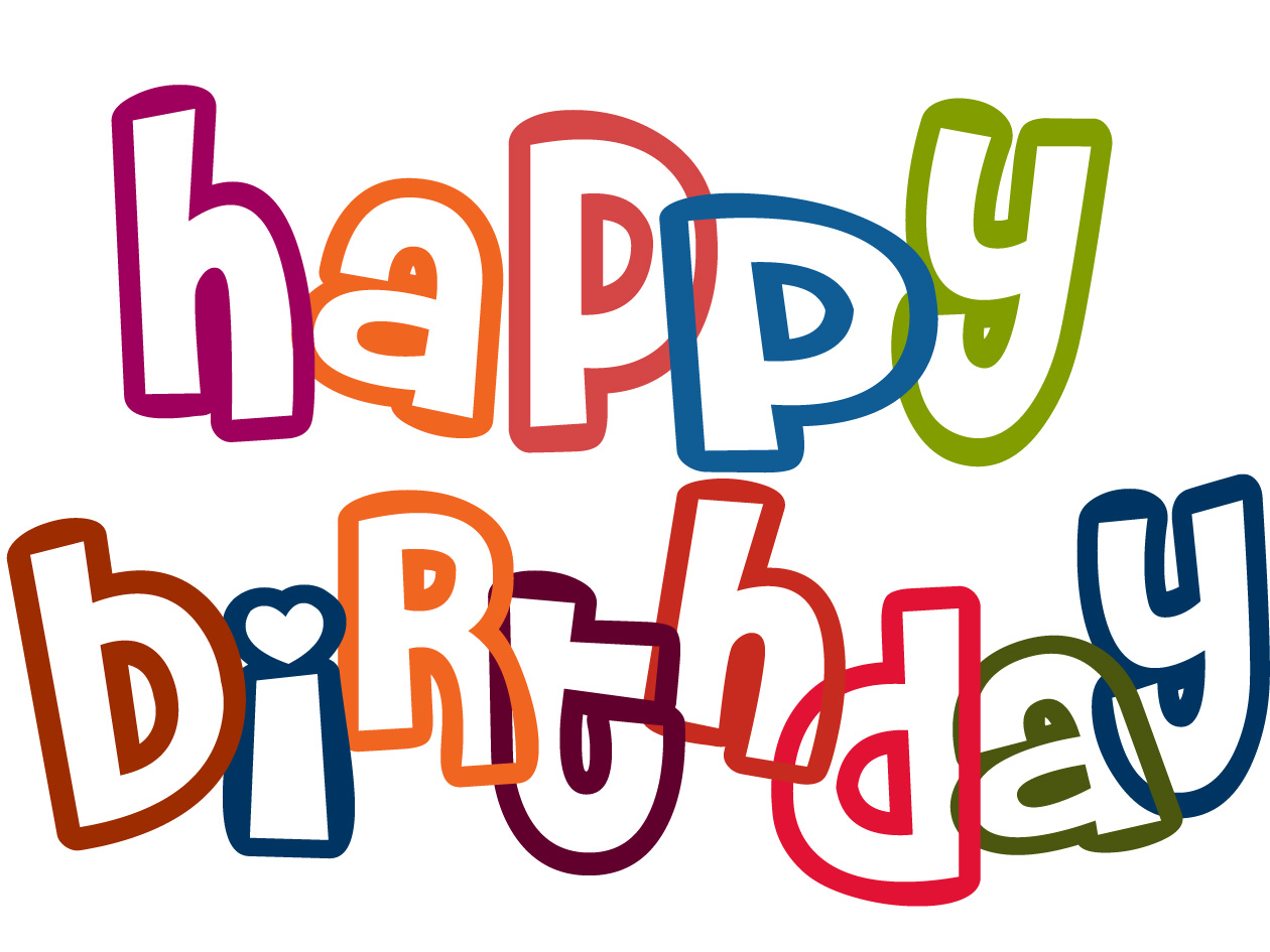 1260x945 Sensational Happy Birthday Clipart Animated Free Clip Art Image