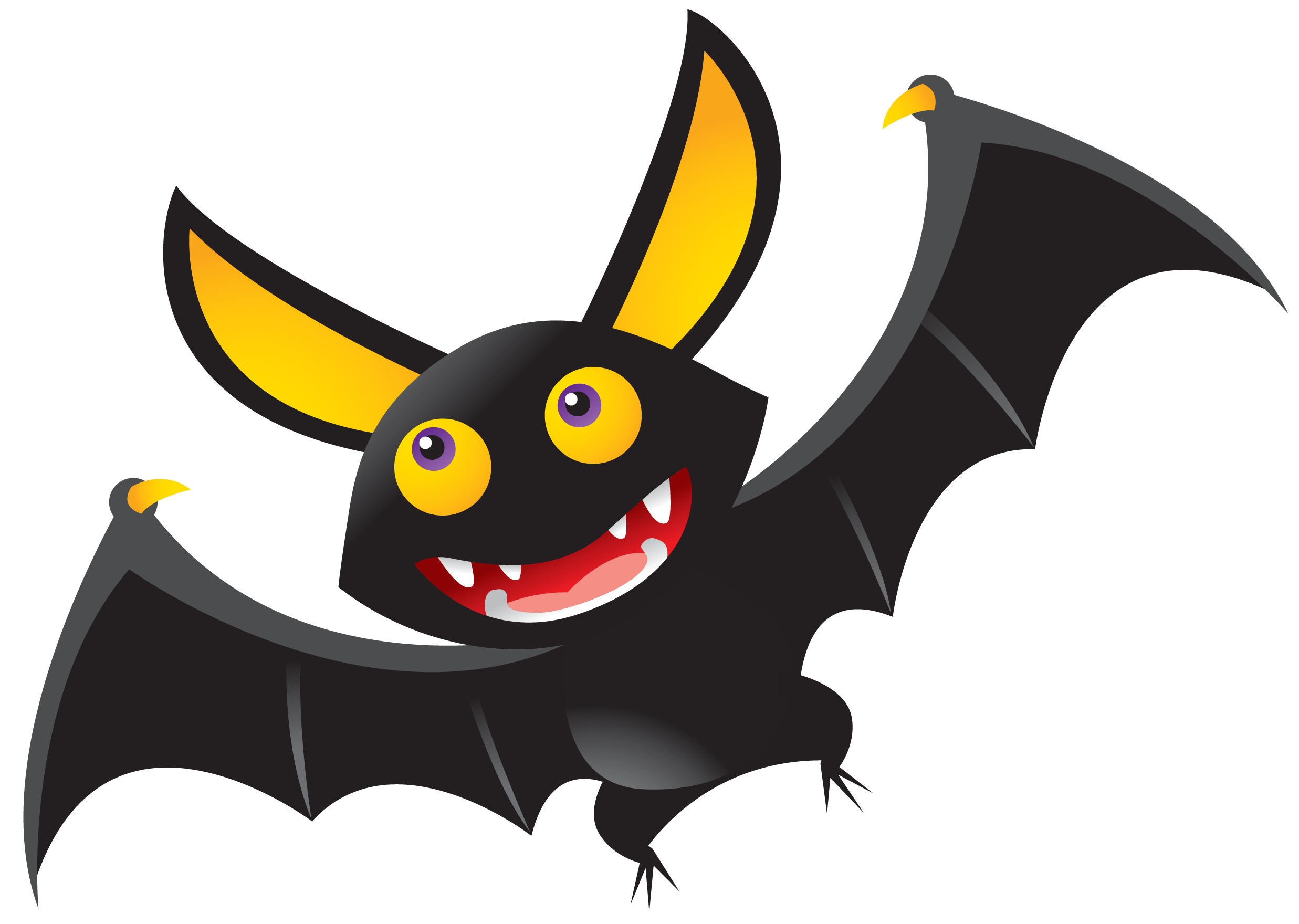 2474x1760 Free Happy Halloween Clip Art