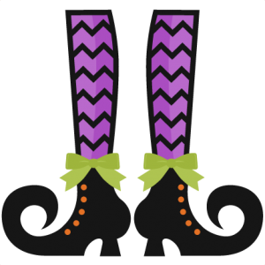 300x300 Witch Shoes Svg Downloaded Clipart Witch Shoes