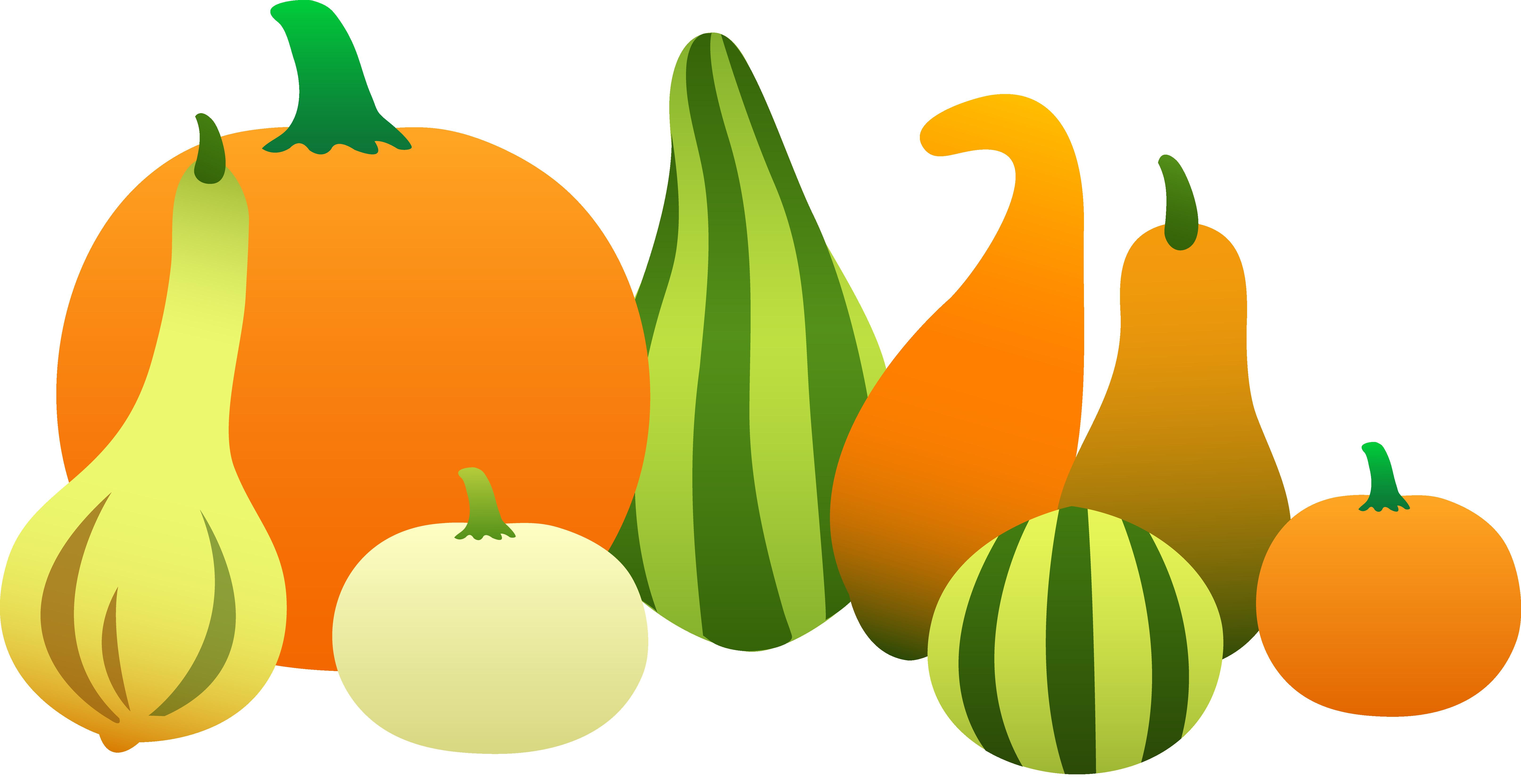 6452x3326 Pumpkins Clipart Free Thatswhatsup