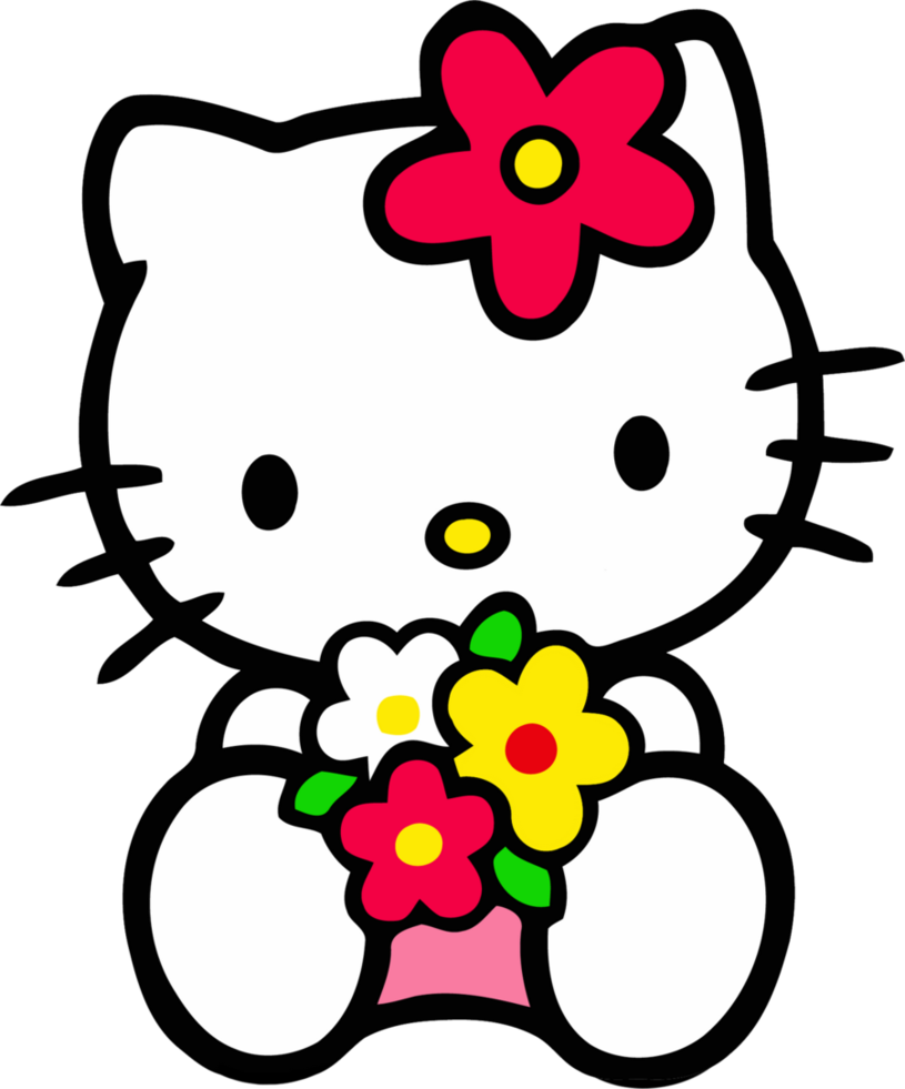 815x981 Queen Beez Crafting Buzz Hello Kitty Profile Art