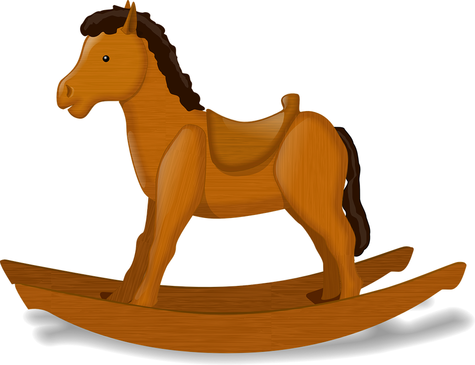 936x720 Free Horse Clipart Rocking Horse Childs Toy Free Vector Graphic