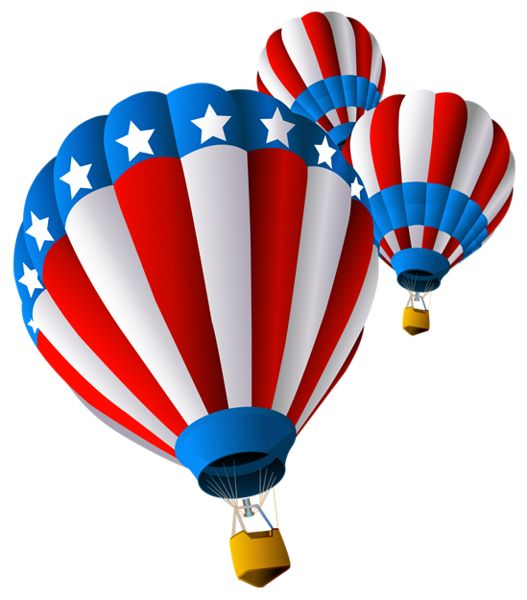 Free Hot Air Balloon Clipart