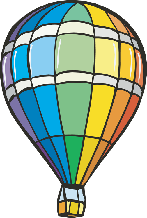 505x750 Hot Air Balloon Free Balloon Clipart Clip Art Pictures Graphics