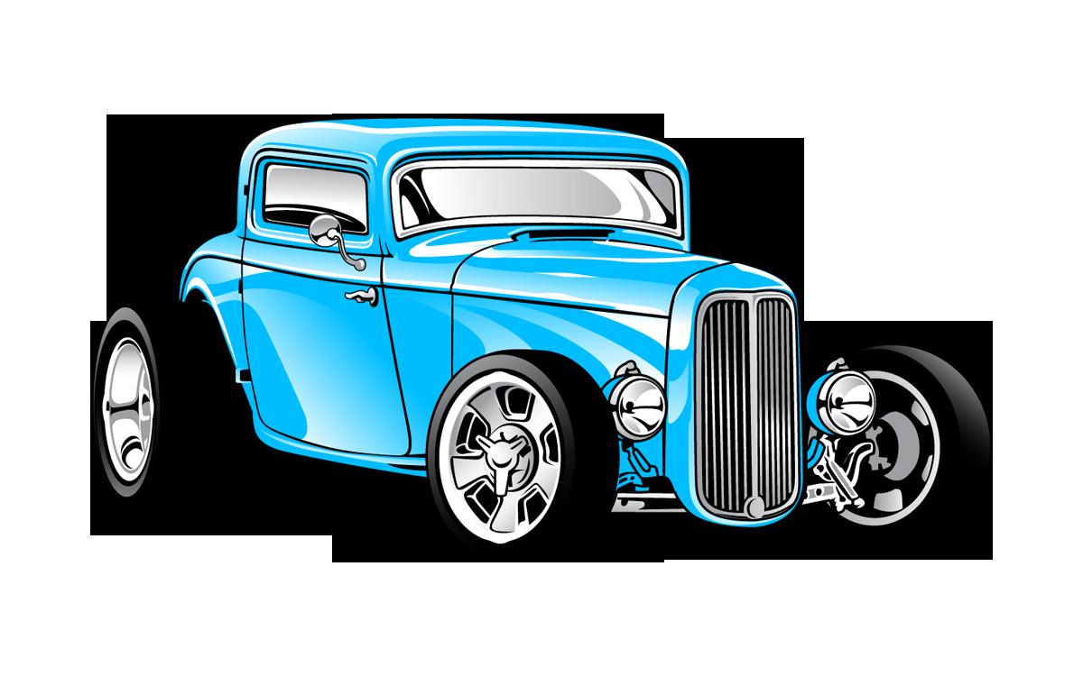 1200x750 1932 Ford Car Hot Rod Clip Art