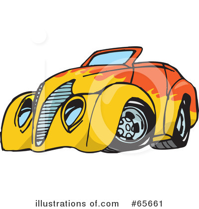 400x420 Pics Photos Royalty Free Rf Hot Rod Clipart Illustrations 1