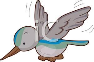 300x198 Cute Hummingbird Clipart
