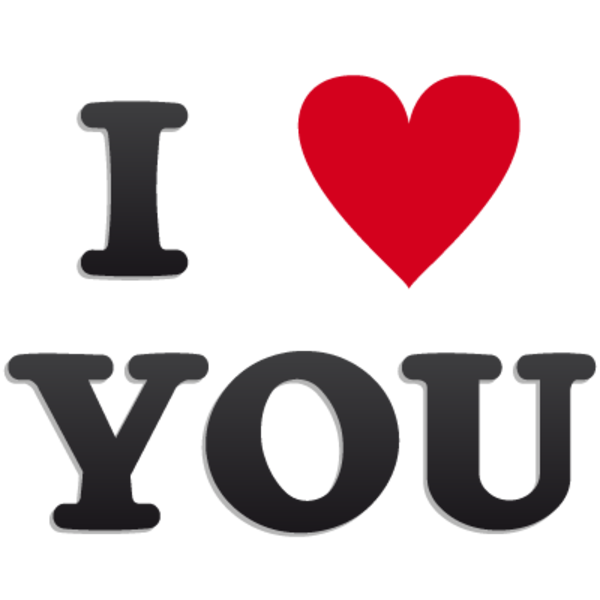 600x600 Heart I Love You Free Images