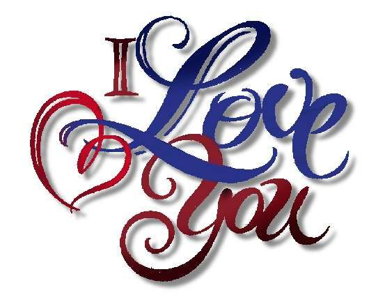 553x436 Love You Clipart Free I Love You Love You Clip Art Free Clipart 4