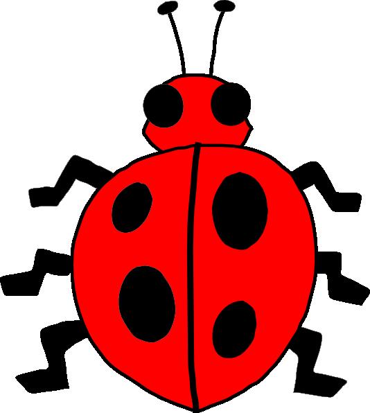 534x596 Ladybug Lady Bug Clip Art Free Vector 4vector