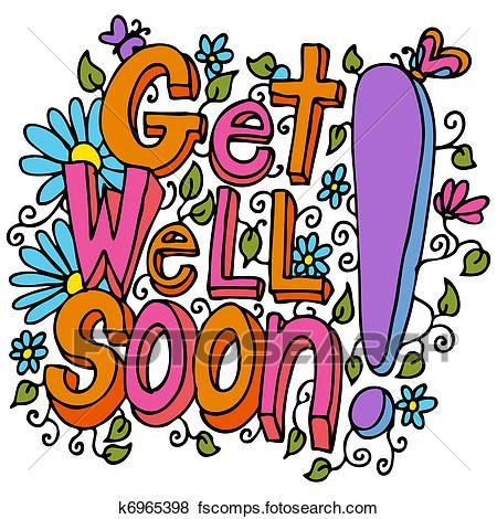 450x470 Best Free Get Well Clipart