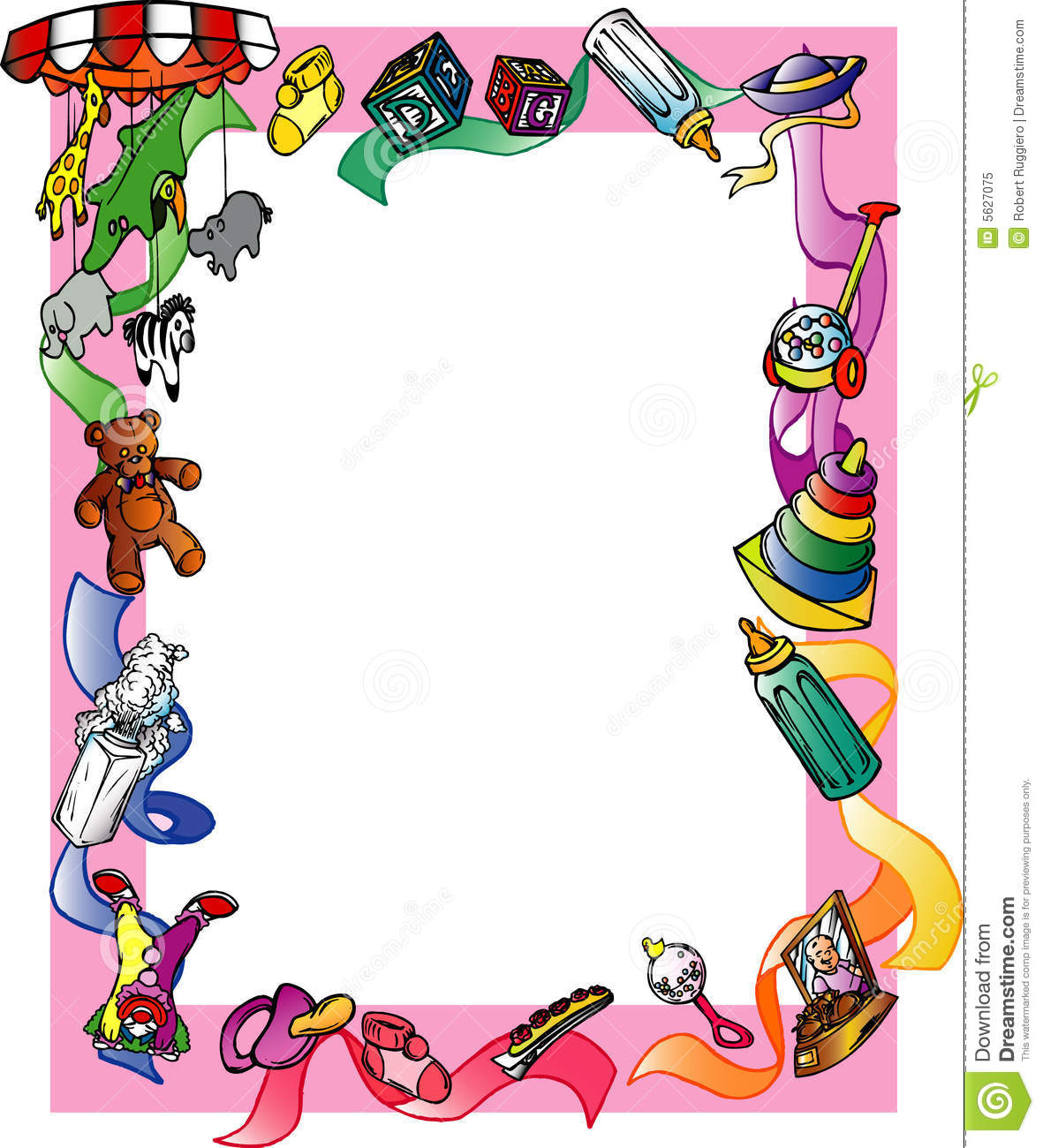 1181x1300 Collection Of Kids Clipart Borders High Quality, Free