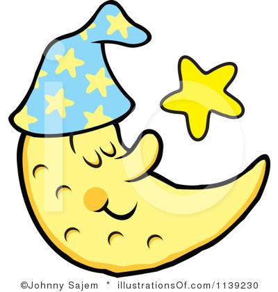 400x420 Moon Clipart For Kid