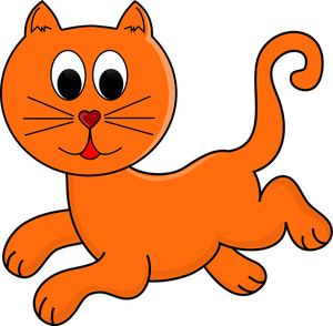 300x294 Cat Clipart Free Images 5