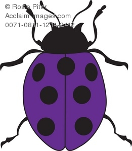 261x300 Bing Ladybugs Clipart