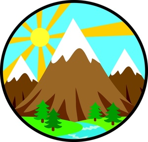 300x289 Mountains Mountain Clip Art Free Download Clipart Images 5