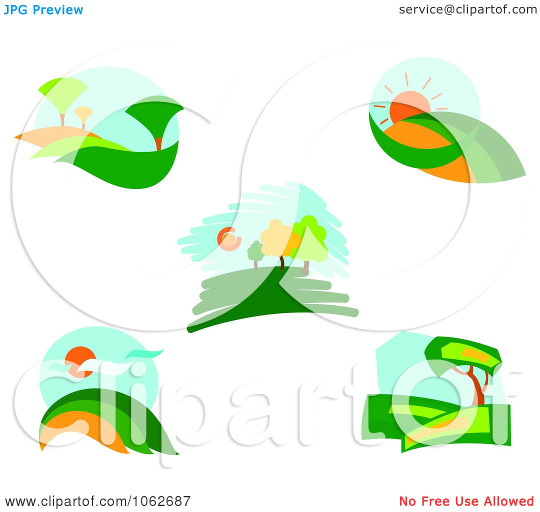1080x1024 Clipart Landscape Logos
