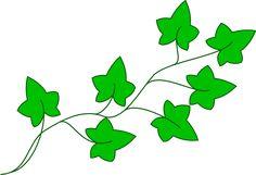 236x161 Ivy Leaf Clip Art