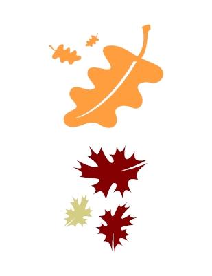 309x401 Top 93 Fall Leaves Clip Art