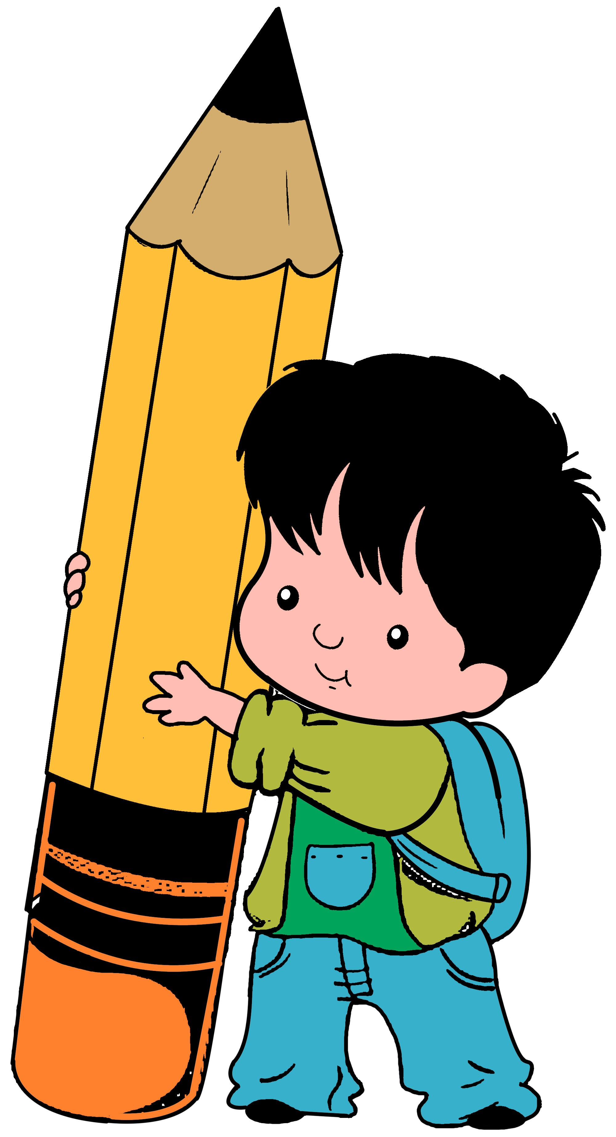 2000x3689 Clipart Children Learning Children Free Clip Art Kids Gondolavu 2