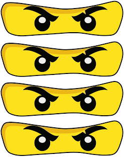 247x320 Printable Ninjago Eyes