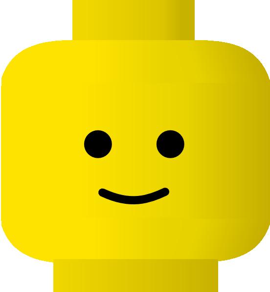 552x596 Pitr Lego Smiley Happy Clip Art