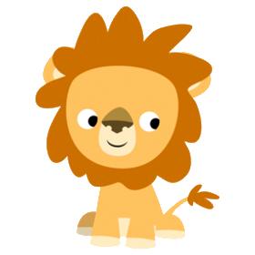 280x280 Free Cute Lion Clip Art Simply School Ideas Clip