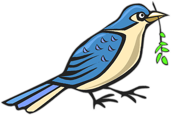 567x381 Clipart Bird Eating Clip Art Library