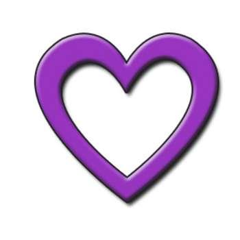 350x350 Purple Heart Clip Art Purple Heart Clipart Purple Heart Heart Clip