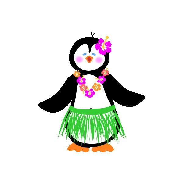 600x600 Free Clipart Hula Girl Collection