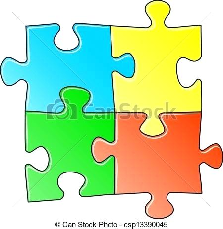 450x462 Jigsaw Puzzle Clip Art Jigsaw Puzzle And Stock Illustrations