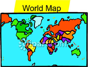 300x228 World Map Clipart Powerpoint Free Changyuheng Me