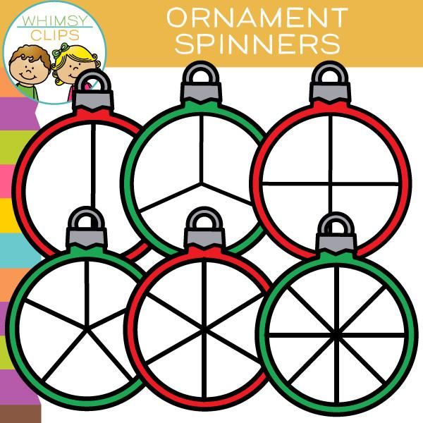 600x600 Free Ornament Spinners Clip Art , Images Amp Illustrations Whimsy
