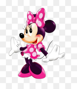260x300 Free Download Minnie Mouse Mickey Mouse The Gleam Clip Art