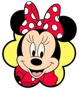 268x300 Free Download Minnie Mouse Face Clip Art Birthday