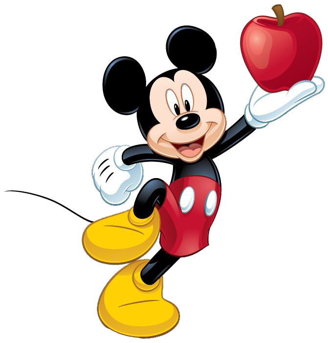 671x701 Free Mickey Mouse Clipart Image