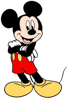 Free Mickey Mouse Clipart