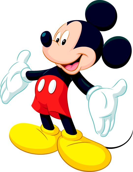 Free Mickey Mouse Clubhouse Clipart