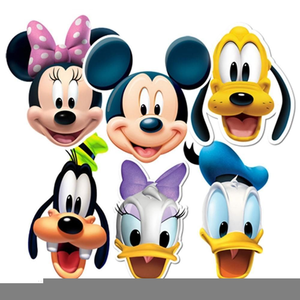 300x300 Mickey Mouse Clubhouse Clipart Free Free Images