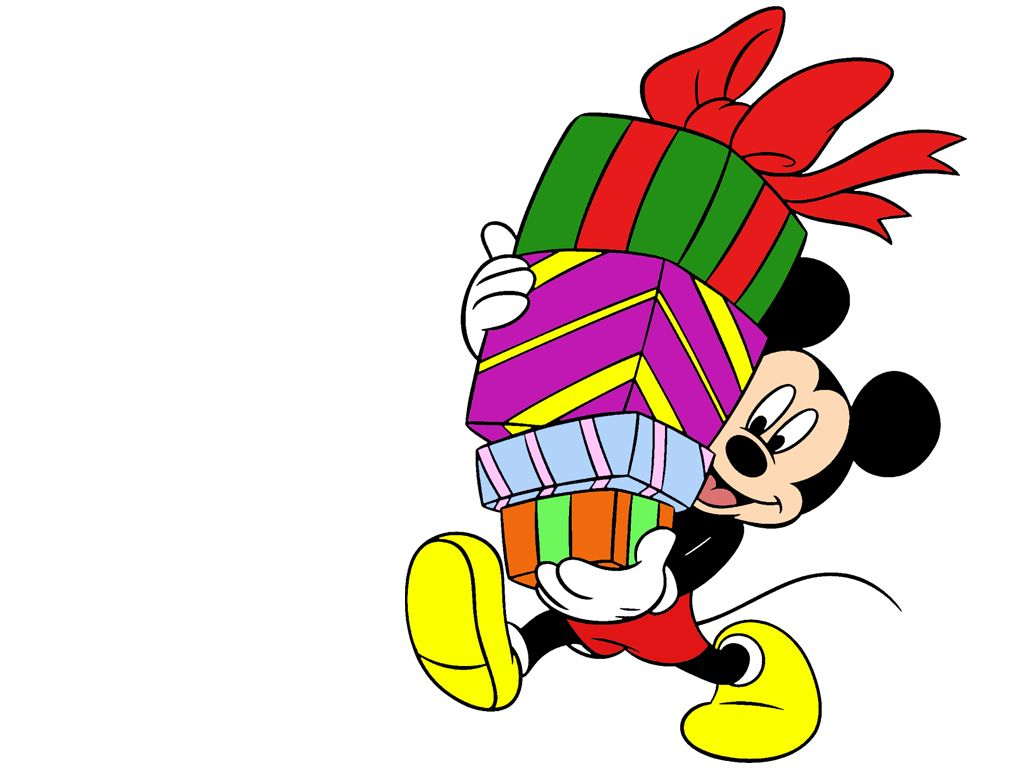 1024x768 Cartoon Clipart Mickey Mouse Birthday Clipart Gallery ~ Free