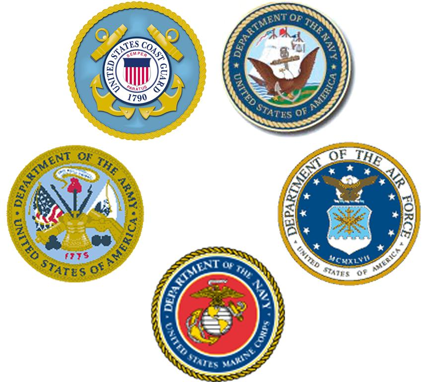 862x768 Image Of Armed Forces Clipart