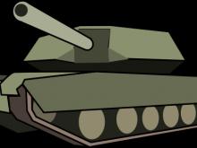 220x165 Tank Cartoon Image Military Tank Clip Art