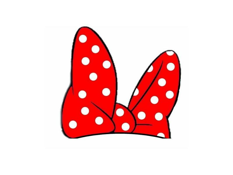 800x600 Mickey Mouse Clipart Ribbon